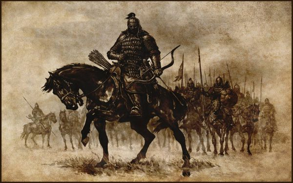 Загадки истории: Аварский и Тюркский каганаты
